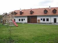 Usedlost Humpolec u Sušice - chalupa ubytování Humpolec na Šumavě