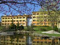 Apartmán na horách - okolí Hrdoňova