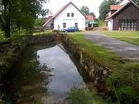 Šumavský mlýn - ubytování Nezdice na Šumavě - 4