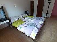 Ložnice - apartmán k pronajmutí Borová Lada