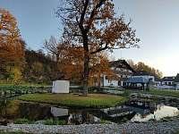 Podzim - ubytování Chudenín