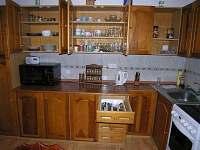kuchyně přízemí