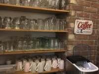 Bar v chalupě - k pronájmu Stachy - Lesní Chalupy