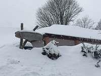 Zima - Stachy - Lesní Chalupy
