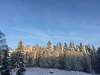 Zimní čas - Stachy - Lesní Chalupy
