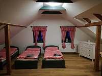 Apartmán č.2, 4 * samostatná postel - Zátoň - Kaplice