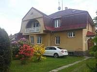 ubytování  v rodinném domě na horách - Kašperské Hory