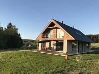 Chalupa ubytování v obci Škarez 2.díl