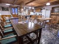 kuchyň s jídelnou - Nová Pec