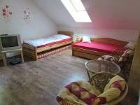 čtyřlůžkový apartmán - Čeňkova Pila