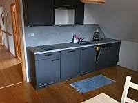 Apartmán B - kuchyňská linka - k pronajmutí Nový Dvůr