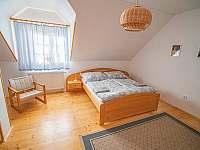 Apartmán B - ložnice - pronájem Nový Dvůr