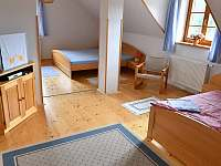 Apartmán B - ložnice - Nový Dvůr