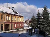 Apartmán na horách - okolí Volšov