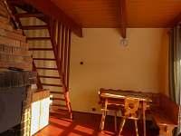 pětilůžková chata - ubytování Horní Planá - Jenišov