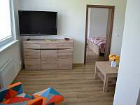 obývací pokoj - apartmán ubytování Stožec
