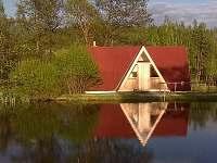 ubytování Hůrka Lipno na chatě k pronajmutí