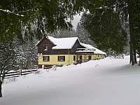 ubytování Hojsova Stráž na chatě k pronajmutí