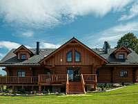 ubytování Lojzovy Paseky v apartmánu na horách