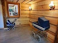 Domeček pro děti - chalupa k pronájmu Bavorská Ruda
