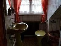 Koupelna podkrovi - Bavorská Ruda