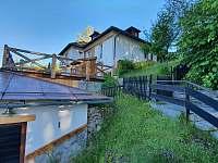 Letni Kouzelná chalupa pod Javorem - ubytování Bavorská Ruda
