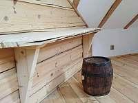 Loznice podkrovi - Bavorská Ruda