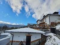 Zimni profil Kouzelné chalupy - ubytování Bavorská Ruda