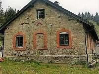 Kamenný dům ve Zdíkově - chalupa k pronájmu