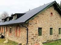 Kamenný dům Zdíkov - chalupa ubytování Zdíkov - Nový Dvůr
