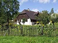ubytování na Českokrumlovsku Chalupa k pronájmu - Sviňovice
