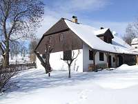 Chalupa k pronájmu - dovolená Šumava rekreace Sviňovice