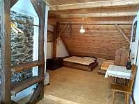 ložnice 2a - chalupa k pronajmutí Sviňovice