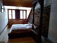 ložnice 2b - chalupa k pronájmu Sviňovice