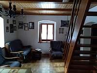 obývací pokoj - Sviňovice