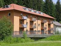 ubytování Lyžařský areál Samoty  - Železná Ruda v apartmánu na horách - Bavorská Ruda