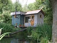 venkovní sauna s odpočívárnou, skvělá každý den roku ....