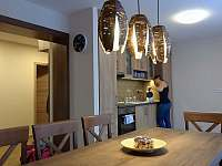 Vila Albrecht - kuchyně - k pronájmu Vimperk