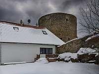 Vila Albrecht Vimperk - pronájem