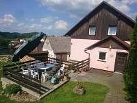 Rekreační dům na horách - okolí Trsic