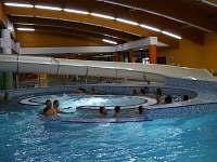 Aquapark ve Frymburku. - pronájem chaty Lojzova Paseka - Frymburk