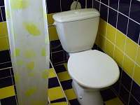 WC - chata k pronájmu Lojzova Paseka - Frymburk
