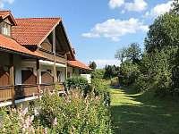 ubytování Skiareál Strážný v apartmánu na horách - Mitterfirmiansreut