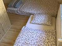 ložnice s kvalitními matracemi