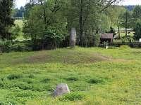 Vlastní menhir - Petrovice u Sušice