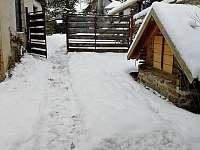 zimní - Petrovice u Sušice