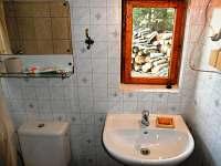 koupelna, wc - Nová Pec