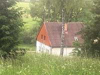 Chalupa Na střelnici - ubytování Frymburk