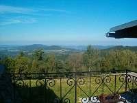Penzion na horách - dovolená na Šumavě