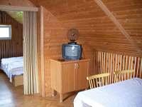 Podkrovní apartmán - chalupa k pronajmutí Javorník na Šumavě